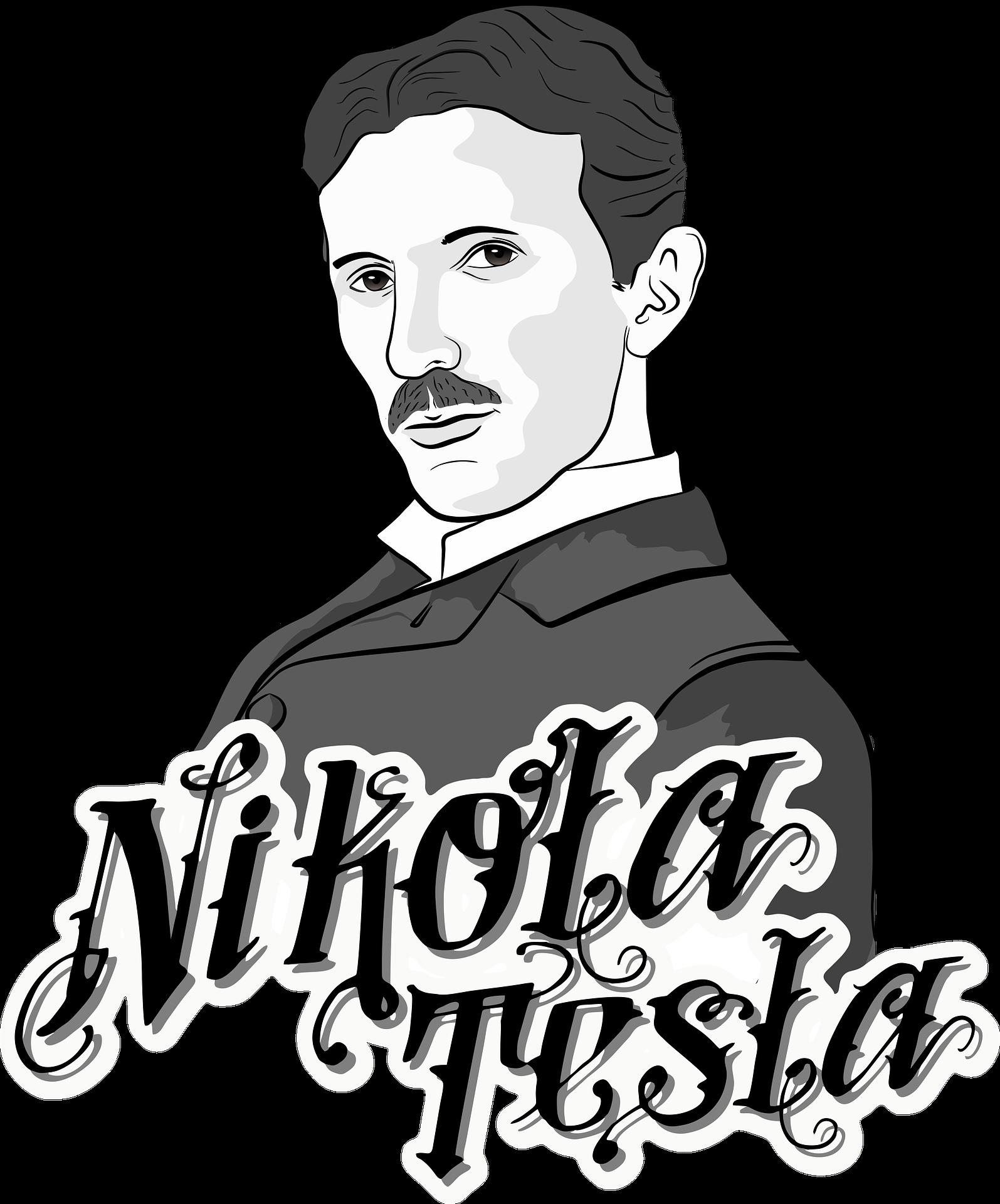 Nicola Tesla 1