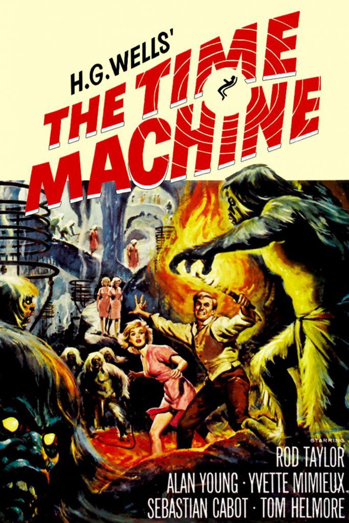 la maquina del tiempo