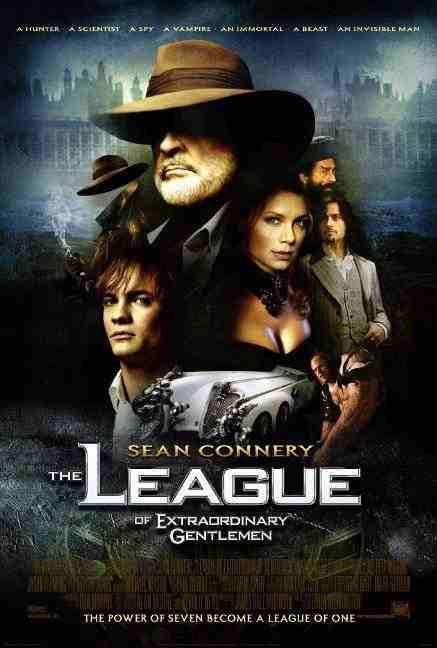 La Liga de los Hombres Extraordinarios 1
