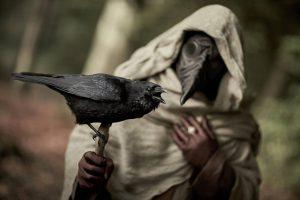 La historia de la máscara de los doctores de la plaga de Peste Negra
