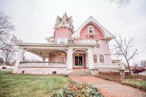 Casa señorial en Indiana, U.S.A.